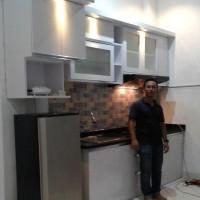 Harga Terbaru Kitchen Set Minimalis Modern Bandung
