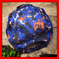 topi loreng polo air velcro terbaru