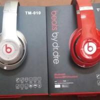 harga Headphone Bluetooth Monster Beats By dr.dre TM 010 Tokopedia.com