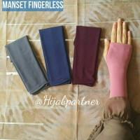 Jual Manset Fingerless / Handshock / Manset Jempol Murah