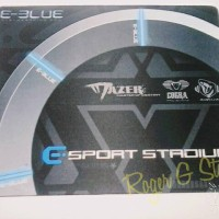 E-Blue Gaming Mouse Pad Value Pack