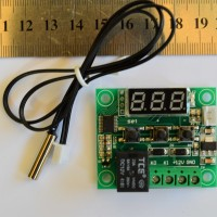 W1209 Thermostat Temperature Controller Incubation Control Switch