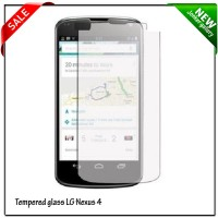 LG Nexus 4 Screen Protector Tempered Glass