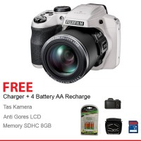 harga Fujifilm Finepix S9200 - 16mp - 50x Optical Zoom - Wifi Tokopedia.com