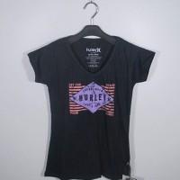 tshirt / t shirt / t-shirt / Kaos Cewek Hurley C.7877