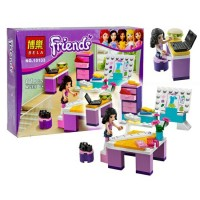 harga Mainan Lego Cocok Untuk Kado Anak Perempuan, Emma -FRIENDS- Tokopedia.com