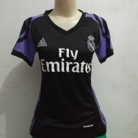 JERSEY REAL MADRID 3RD LADIES 2016/2017 GRADE ORI