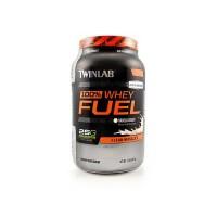 100% Whey Protein Fuel Twinlab 2 Lbs Vanilla/ Meningkatkan massa otot