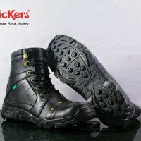 SEPATU KICKERS DELTA ROCK SAFETY LEATHER