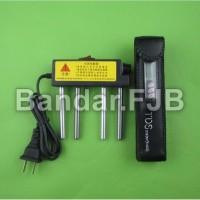 harga Paket TDS Meter Tester Digital + Water Electrolyzer Elektrolisa Air Tokopedia.com