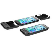 Jual Typo 2 Keyboard Case for iPhone 6 - Black Murah