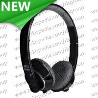 MEElectronics Air-Fi Runaway Stereo Bluetooth Wireless Headphones+Hidd