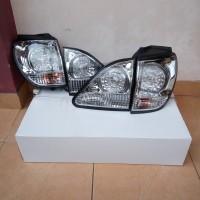 STOP LAMP / LAMPU STOP MOBIL LEXUS RX300 1991 (LED, SMOKE)
