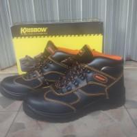 harga Sepatu Krisbow Safety Shoes Goliath 6