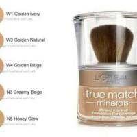 loreal true match mineral foundation bedak tabur