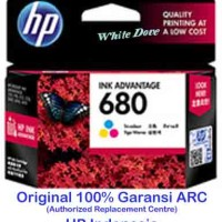 Cartridge HP 680 Color Printer 1115, 1118, 2135, 3635, 3835, 4675