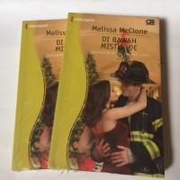 Harlequin DI BAWAH MISTLETOE Melissa McClone