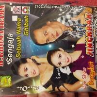 VCD LIVE SHOW DANGDUT JINGKRAK TAK TERDUGA KARYA H. RHOMA IRAMA