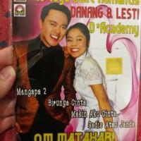 VCD KARAOKE 10 LAGU DUET ROMANTIS DANANG DAN LESTI D'ACADEMY