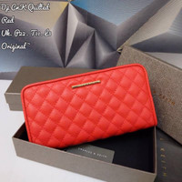 DOMPET WANITA CHARLES AND KEITH QUILTED ORIGINAL