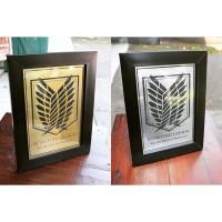 SNK Scouting Legion Emblem Frame