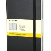 Moleskine Classic Large Squared Notebook 9788883701139