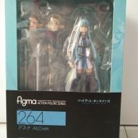 Figma Asuna ALO Ver SAO Sword Art Online II NEW MIB Max factory KWS