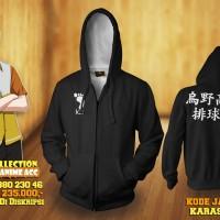 Jacket Anime Fullprint : KARASUNO #2