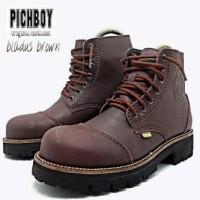 sepatu pichboy underground safety boots
