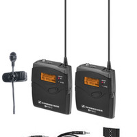 Sennheiser EW122P G3 Wireless clip on with ME4