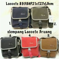 Lacoste sling bag Fashion for man