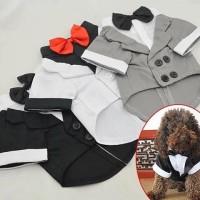 harga Baju Anjing Kucing - Tuxedo Tokopedia.com