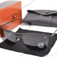 Kacamata Sunglass American Optical AO Skymaster 3088 Hitam