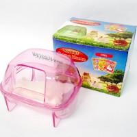 Rumah Hamster / Tempat Mandi Hamster / Kandang Hamster