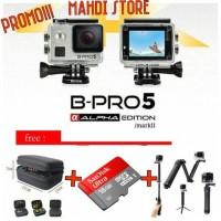 Jual BRICA BPRO 5 AE 4K FREE 3WAY POD+ MEMORY 16 GB + SMALL BAG Murah
