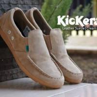 Sepatu Casual Kickers Slop