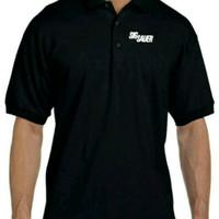 kaos/polo shirt/baju kerah SIG SAUER