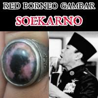 Red Borneo gambar SOEKARNO
