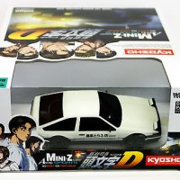 Kyosho Mini-Z Initial-D Trueno AE86 AWD MA-020 Sports 32127W