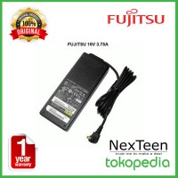 ORI GRNS 1TH Charger FUJITSU Lifebook Pencentra Stylistic 16V 3.75A