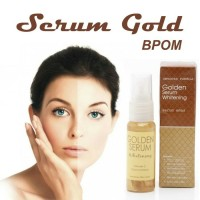 Golden Serum Whitening Humphrey Skincare PT.AGRINDOMEGA