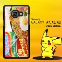 Cover / Casing HP Samsung Galaxy A3, A5, A7 2016 Indomie Goreng X4048