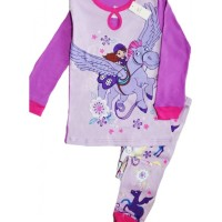 Baju tidur anak perempuan/Piyama anak GAP Hongkong Sofia The First