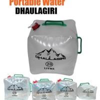 Portable Water 5 Ltr Dhaulagiri