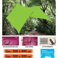 Flysheet Dhaulagiri 400 x 300 cm