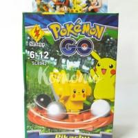 LEGO Pokemon Go - Mini Figures Pokemon Go / Pokemon