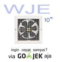 "Exhaust Fan Plafon Maspion Ukuran 10"" - 25 cm"