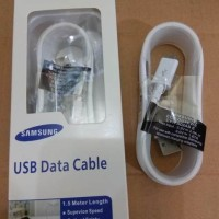 Jual ORI 100% Kabel data charger Samsung Note4 Note2 Note1 Note5 S6 S7 Edge Murah