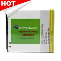 Hippo Baterai Samsung S4 Slim  2350MAH Compitible S4 Replika / HC