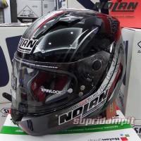 Helm Nolan N64 MotoGP Black not Arai AGV Shoei HJC KYT AGV